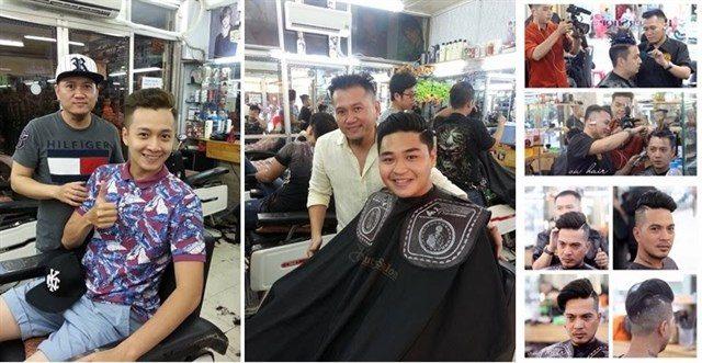 Barber Shop vu tri