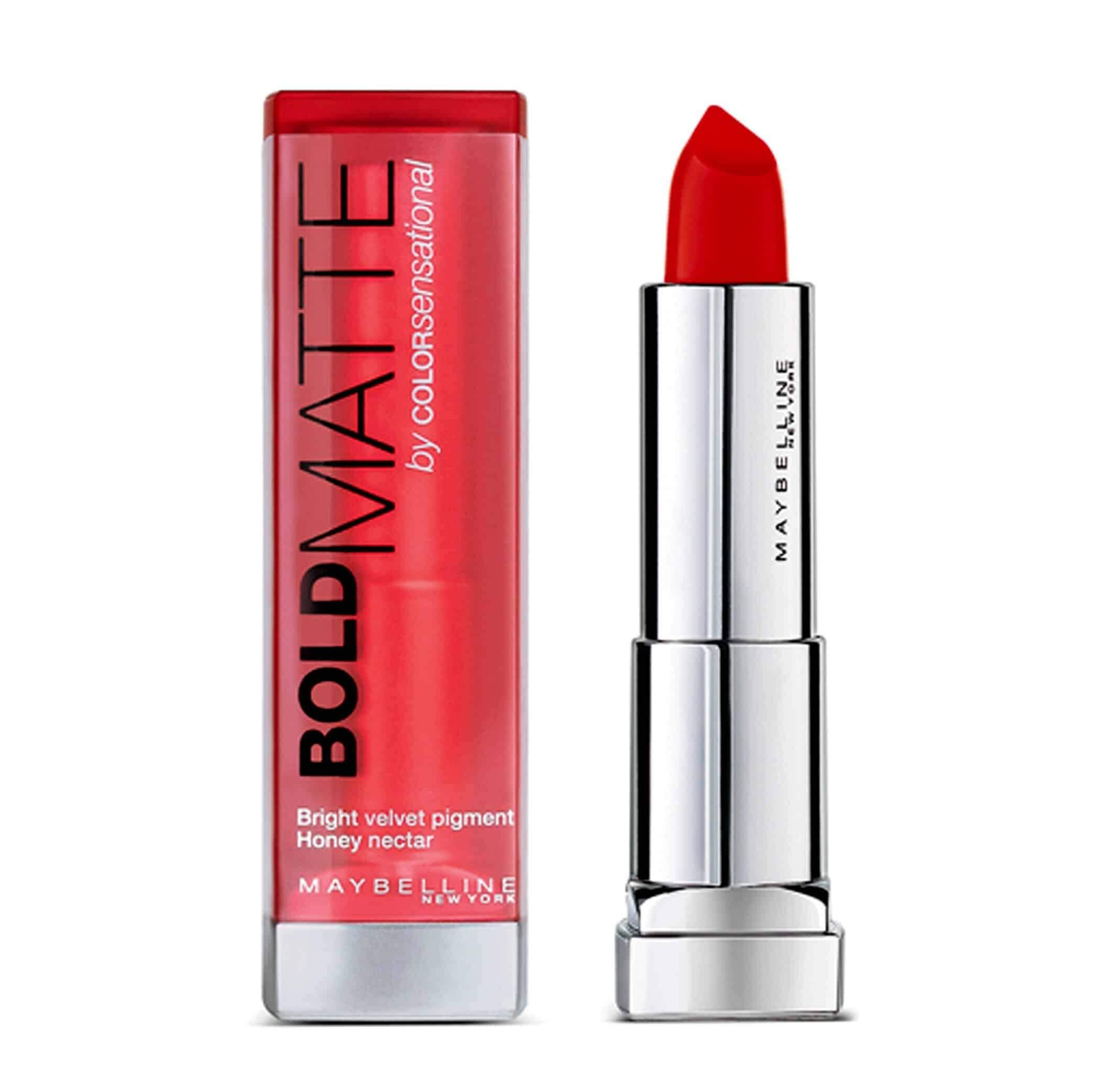 Son Maybelline Bold Matte