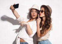 Cách chụp ảnh selfie