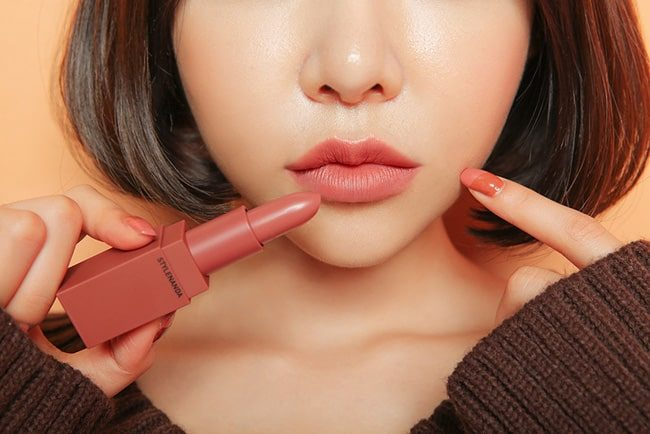 3CE Mood Recipe Matte Lip Color 115 mau hong dat