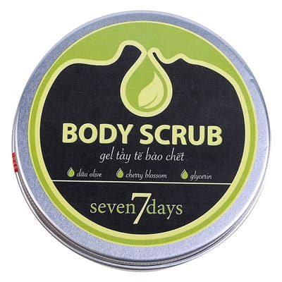 Tẩy Tế Bào Chết Cho Da An's Sevendays Body Scrub