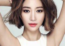 Kiểu tóc nữ cho mặt trái xoan