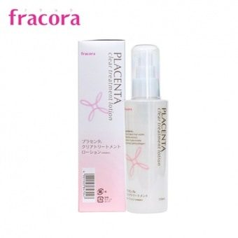 nuoc-hoa-hong-Fracora Placenta Clear Treatment Lotion-nhat-ban