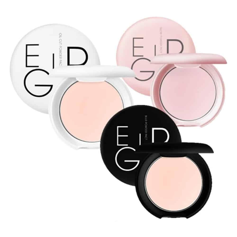 Phấn phủ Eglips Blur Powder Pact review: màu ổn, giá phải chăng