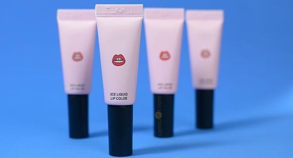 son-kem-3CE Liquid Lip Color-1