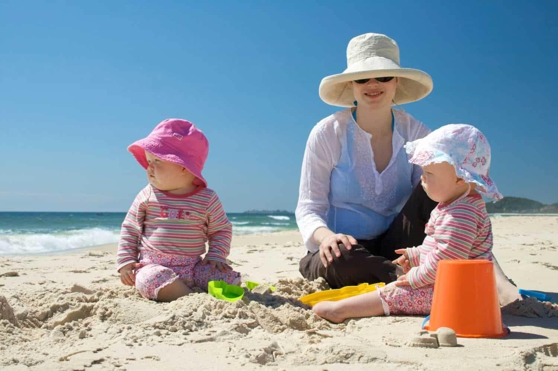 3 tuýp kem chống nắng cho bé của Nhật tốt, đáng mua nhất hè này