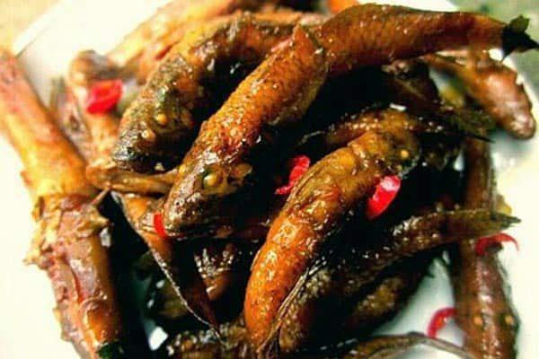 Cá bống kho riềng món ăn vô cùng thơm ngon và hấp dẫn