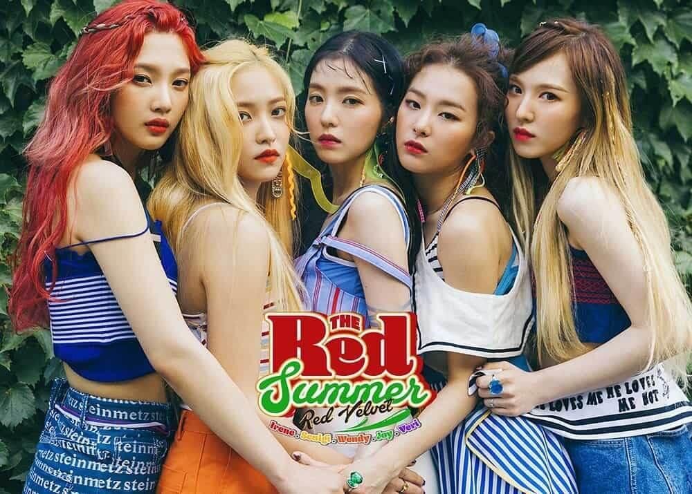Red Velvet -Red Flavor