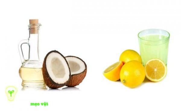 Cách đắp mặt nạ bằng dầu dừa dành cho da hỗn hợp - mặt nạ dầu dừa