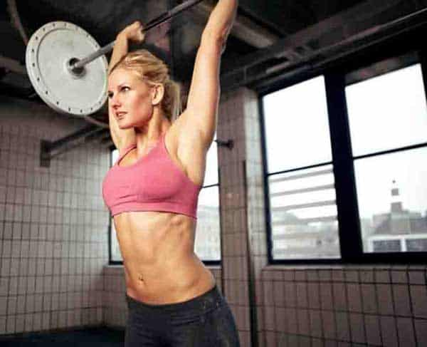 Tập gym giúp bạn có một khung xương chắc khỏe và vững chãi hơn