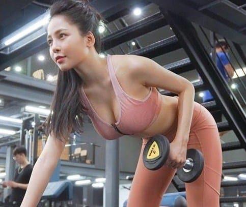 nen an gi truoc khi tap gym