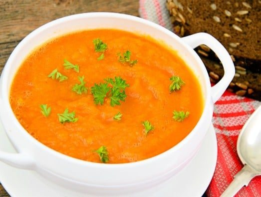 Kết quả hình ảnh cho đậu phụ với cá hòi sốt cà chua món ăn dặm