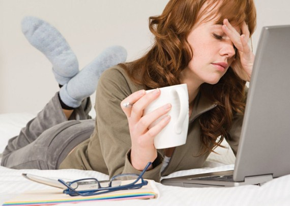 Thư giãn đúng lúc giúp học bài nhanh thuộc
