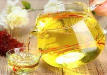 Cách pha nhụy hoa nghệ tây - Saffron với nước ấm