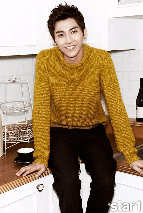 Seung Hyun là anh chàng khéo ăn nói của F.T.Island.