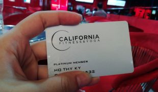Thẻ platinum california
