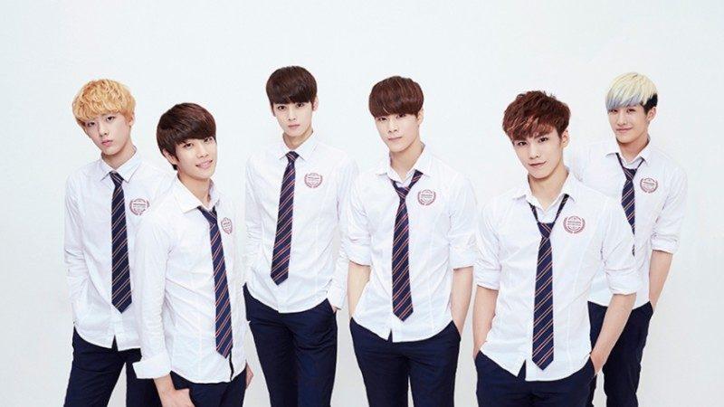 Các thành viên nhóm nhạc Astro