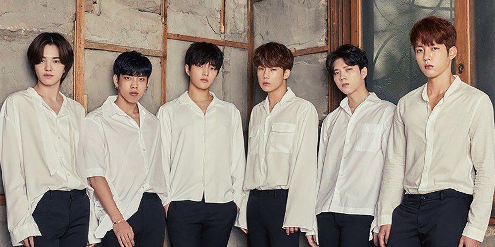 Các thành viên trong nhóm nhạc INFINITE