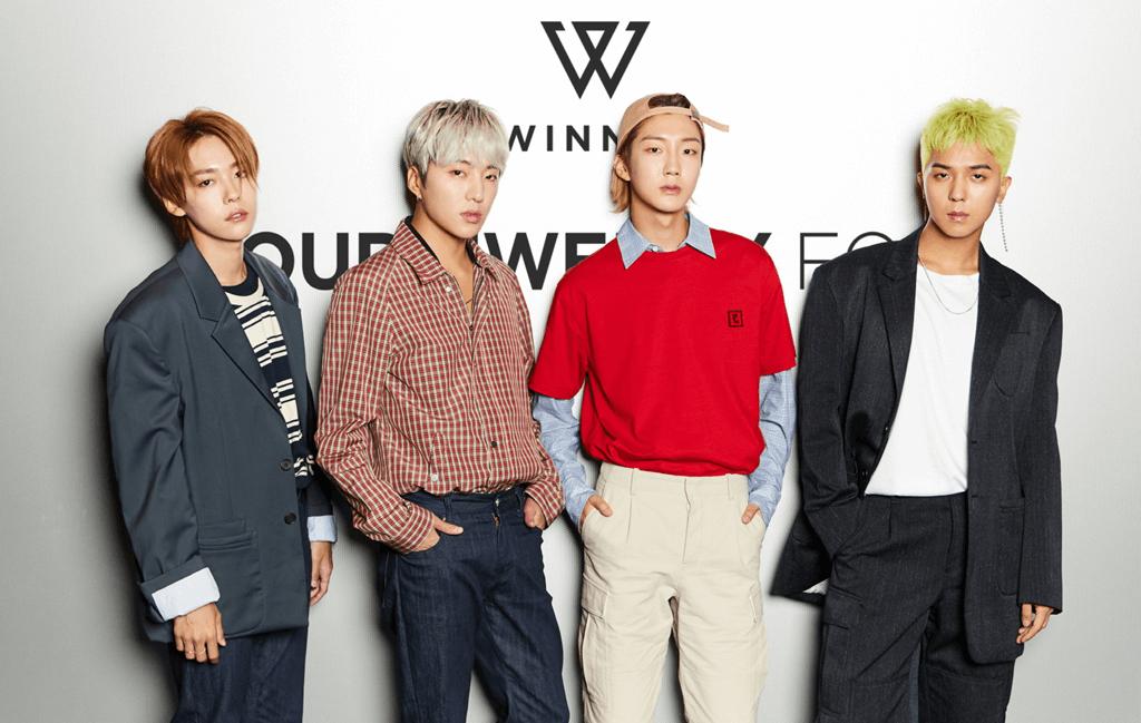 Nhóm nhạc WINNER của YG