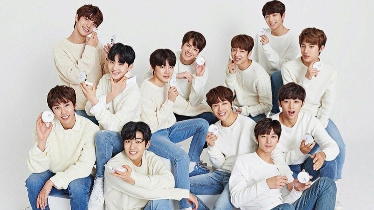 The Boyz thu hút số lượng fangirl đông đảoThe Boyz thu hút số lượng fangirl đông đảo