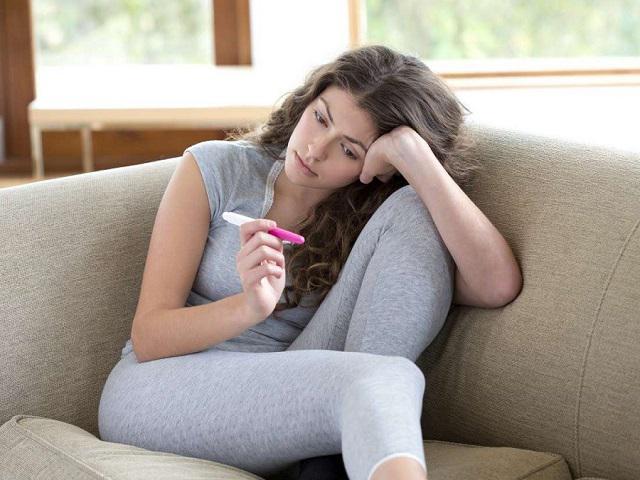 Thực tế nhiều chị em chậm kinh 10 ngày sau đó dùng que thử những kết quả lại cho ra 1 vạch