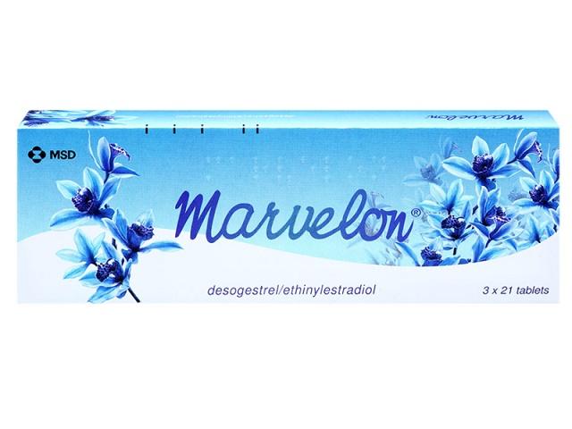 Thuốc tránh thai Marvelon