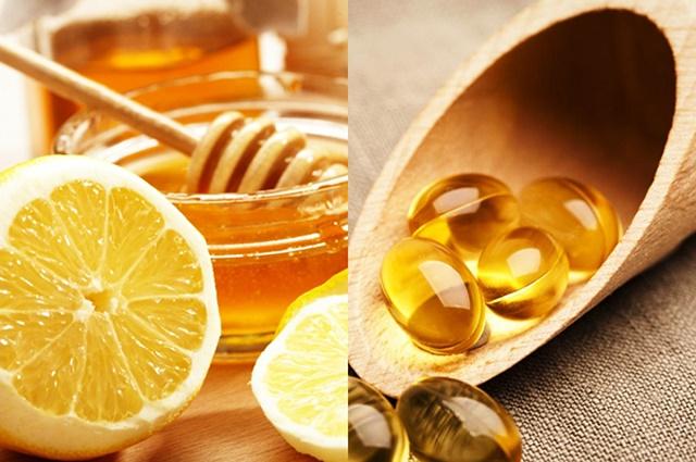 Vùng kín bị thâm được cải thiện bằng chanh và mật ong