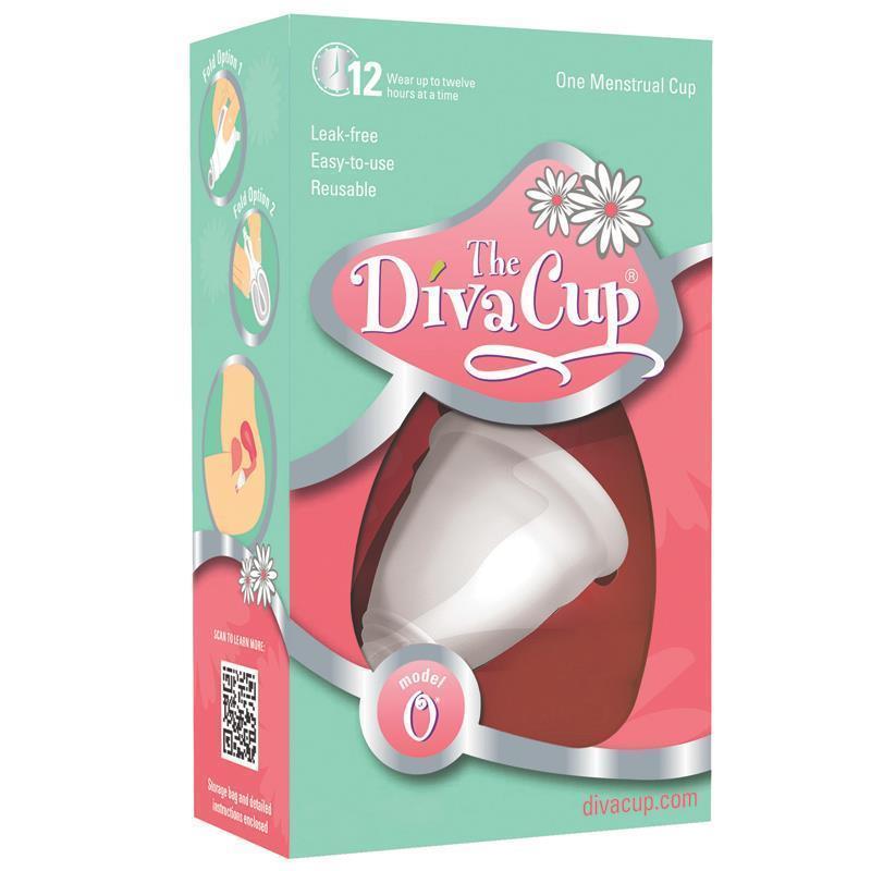 cốc nguyệt san Diva cup