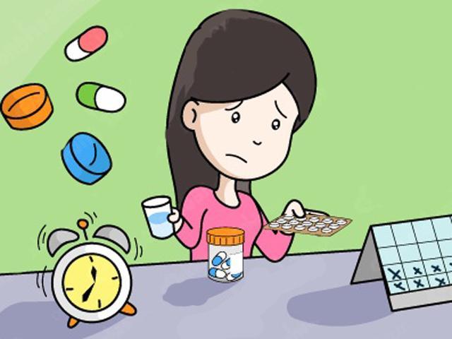Hãy uống đúng giờ nếu bạn muốn thuốc tránh thai mang lại hiệu quả tốt nhất.