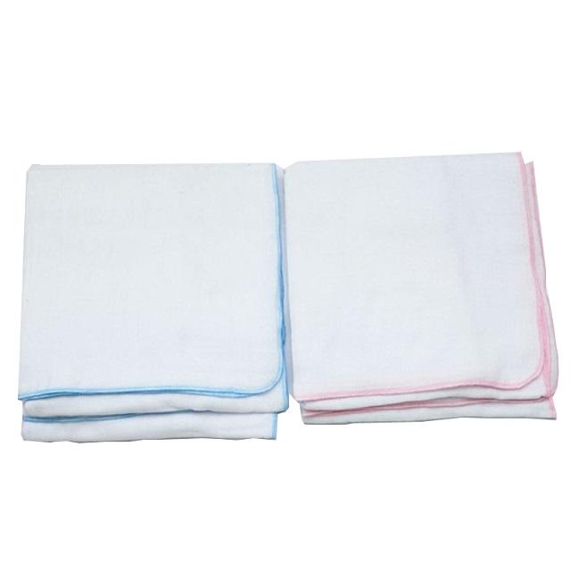 Khăn vải màn rất mềm nên sẽ không làm tổn thương vùng kín của bạn.