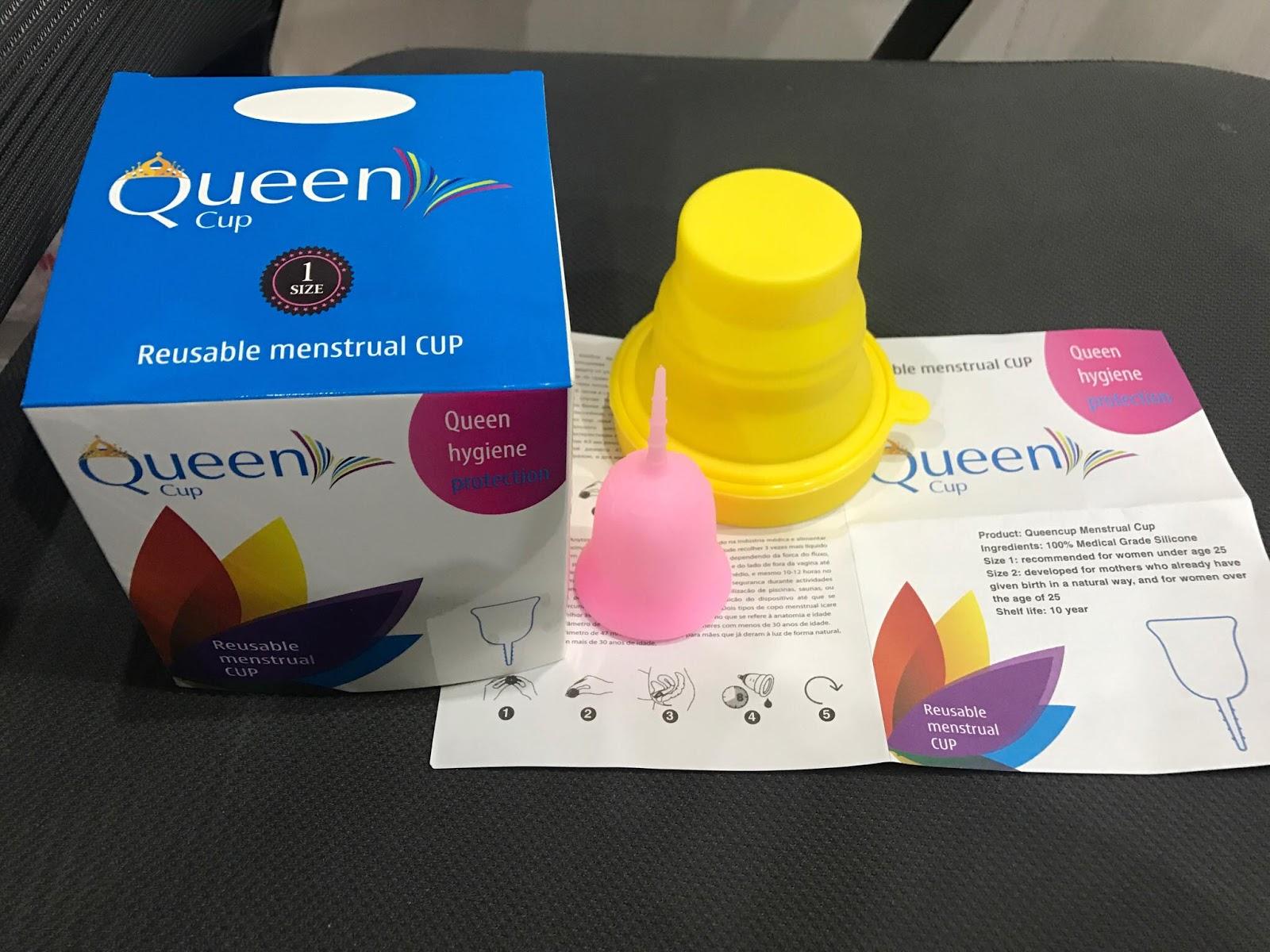 Cốc nguyệt san Queen Cup