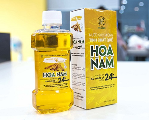 Cai thuốc Hoa Nam